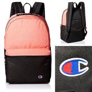 Champion backpack travel work school bag